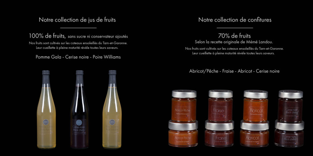 ORNELLA &BENOIT - Producteurs de fruits - Mirabel